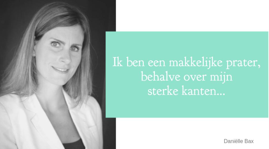 Danielle Bax lifecoach loopbaancoach lifecoaching loopbaancoaching Veldhoven Eindhoven Weert Sterke Kanten